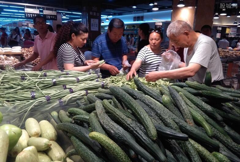 农村有机蔬菜有前景