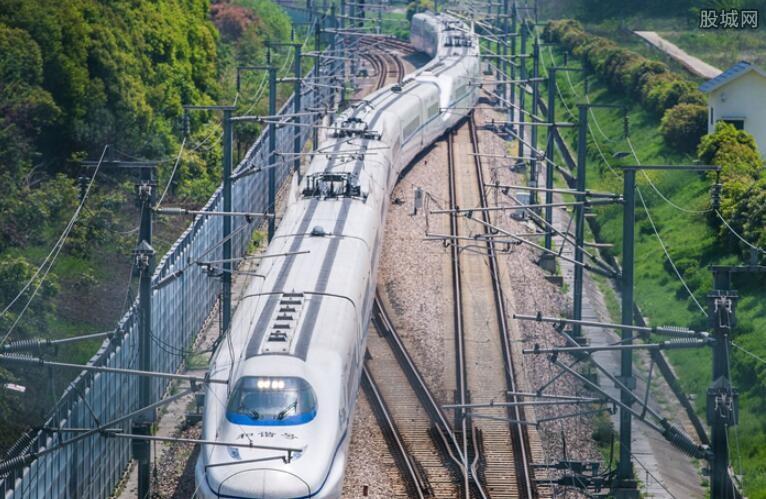 哈佳铁路正式开通