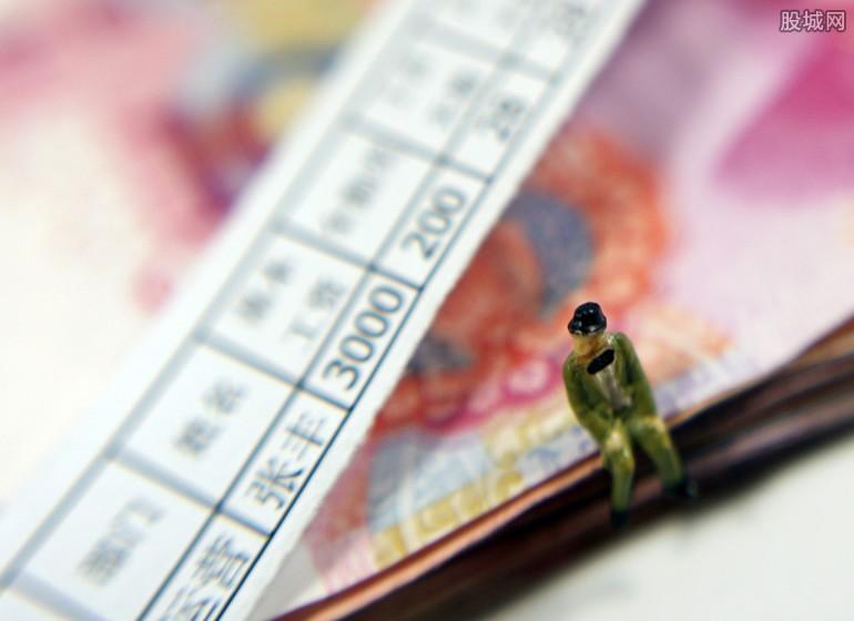 上海最低工资标准最高