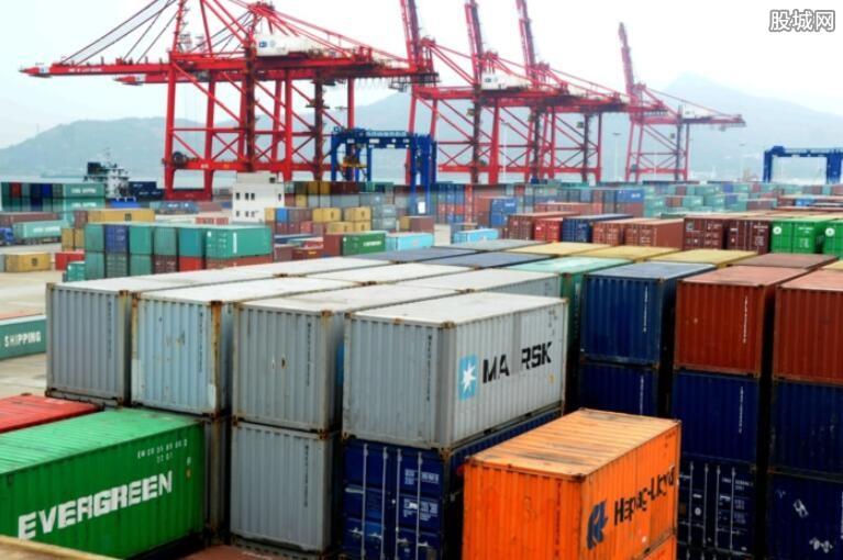 外贸进出口值逐季提升