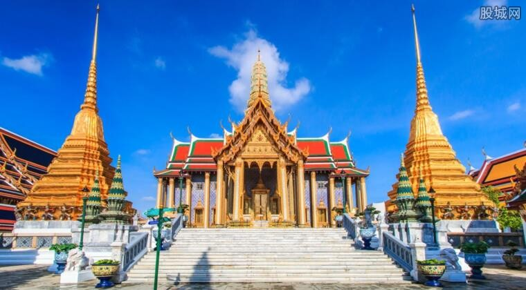 中国游客赴泰旅游锐减
