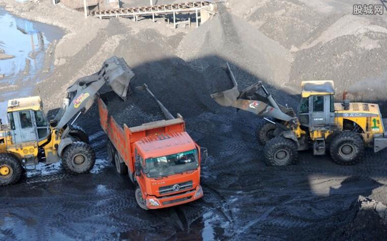 煤炭进口下降