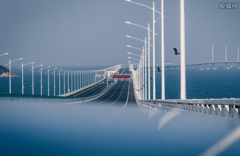 世界最长的跨海大桥