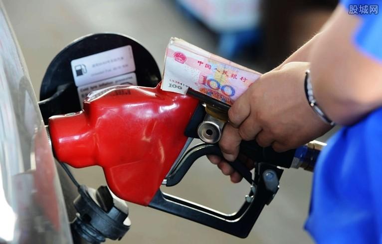 油价持续上涨
