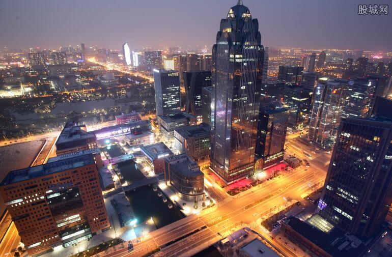 热点城市土地的溢价率