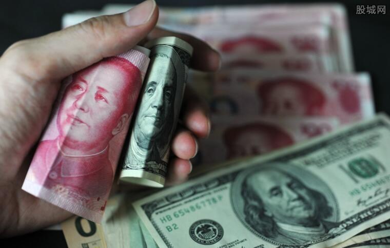 美元强势跳涨的原因