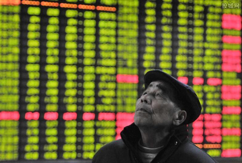 炒股具有极大风险
