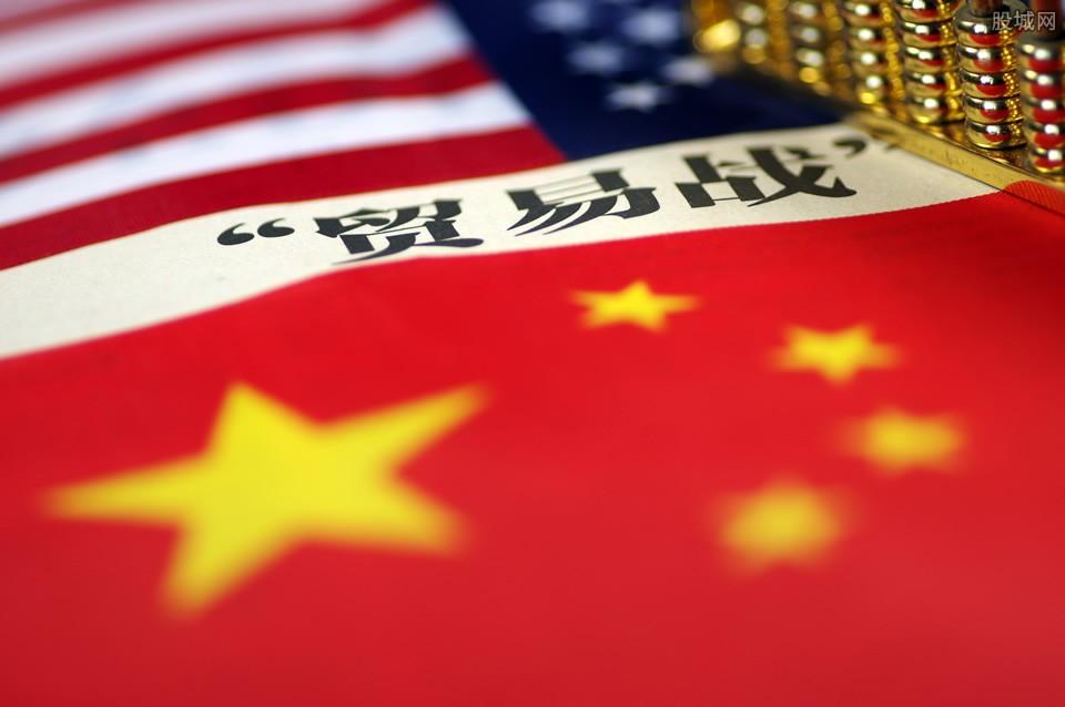 中美开打贸善战