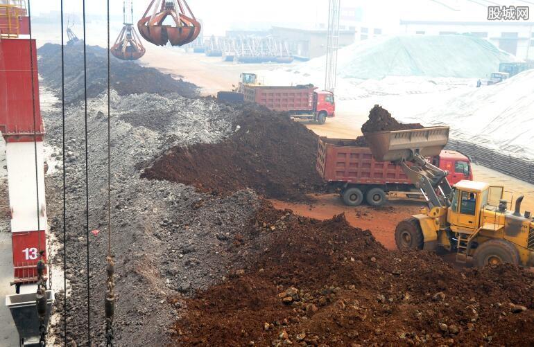 采矿业增加值同比增长