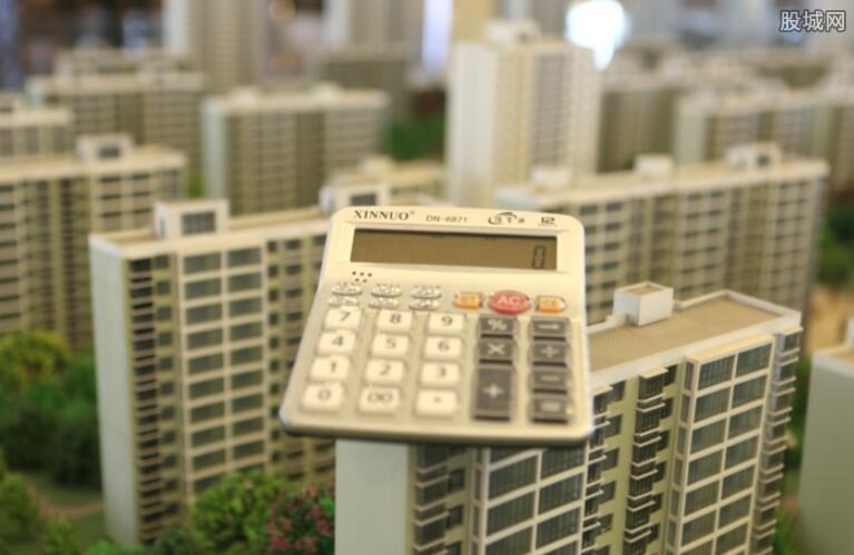 二线城市房价涨幅回落