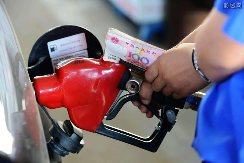 油价再次大幅度下调