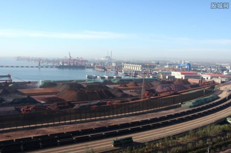 河北下水煤炭铁路集港