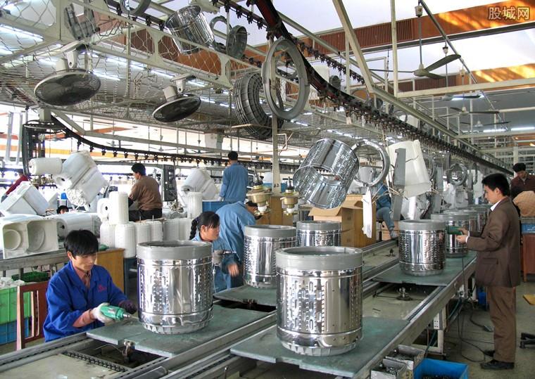 中国制造业产量保持平稳