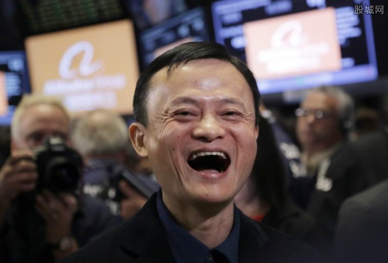 马云成中国首富