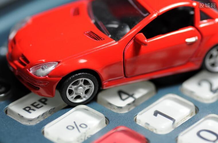 汽车购置税的算法