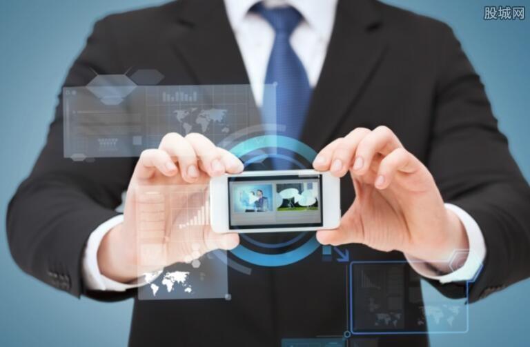 互联网产业营收增长