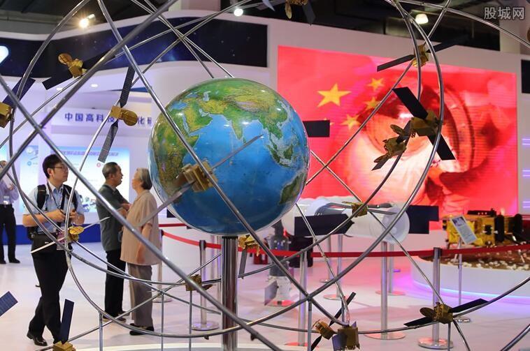 北斗提供全球服务 可用性达95%以上正式走向全球