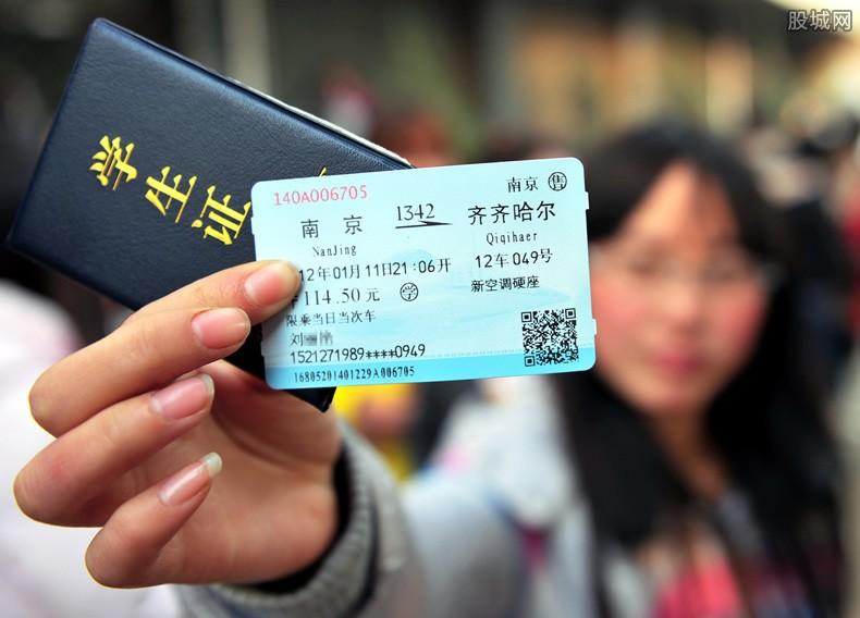 火车票退票手续费