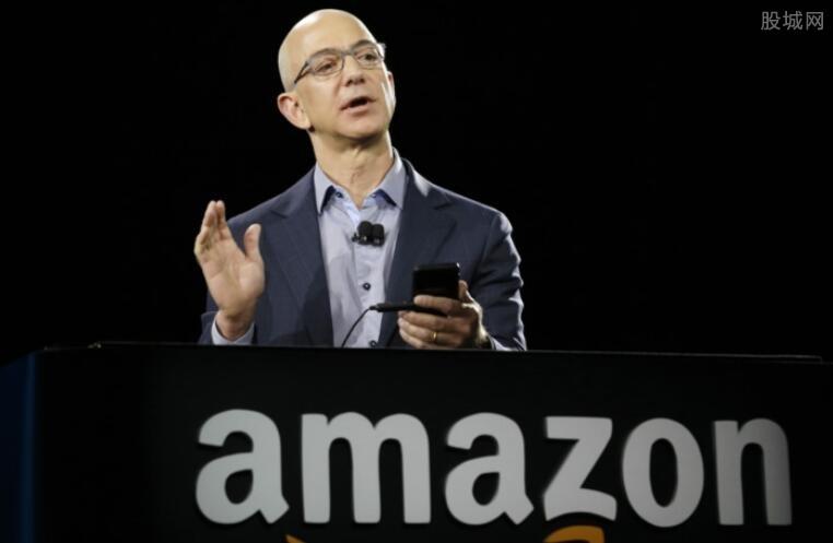 亚马逊CEO贝佐斯宣布离婚