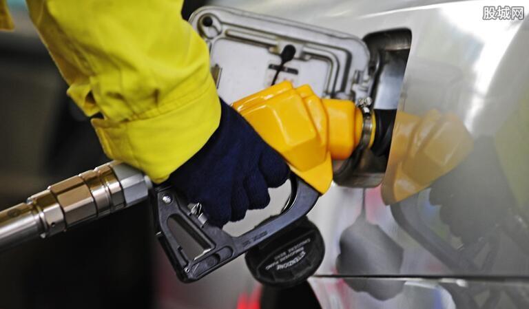 油价调整最新消息 14日油价将会迎来新年第一涨