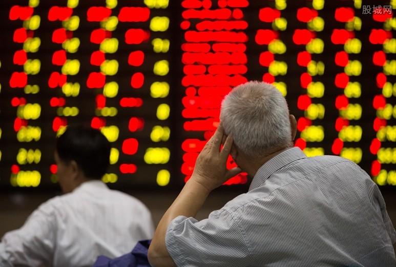 智天金融股票事件