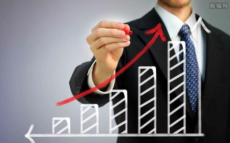 工业主营业务收入增长