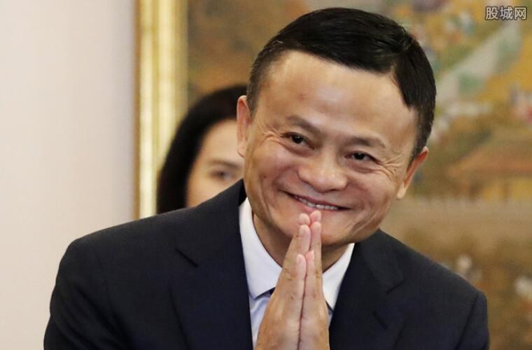 马云注册天游福字火了