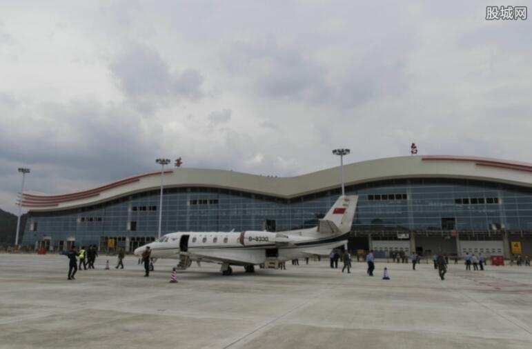 广东省的机场布局