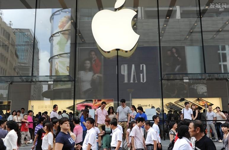 苹果遭用户诉讼