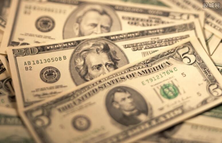 春节期间美元指数大涨