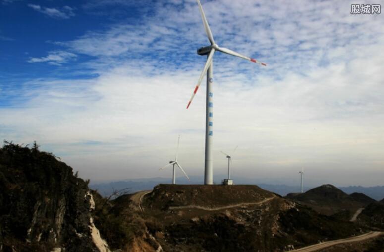 河北工业新能源发电量