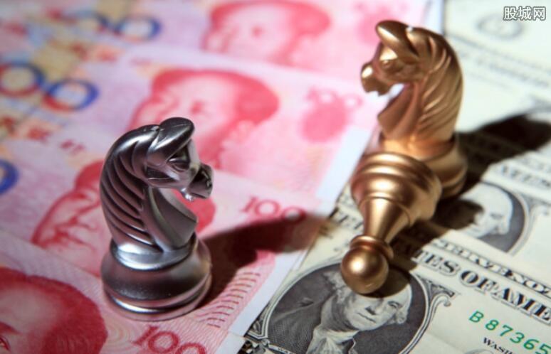 人民币汇率表现稳定