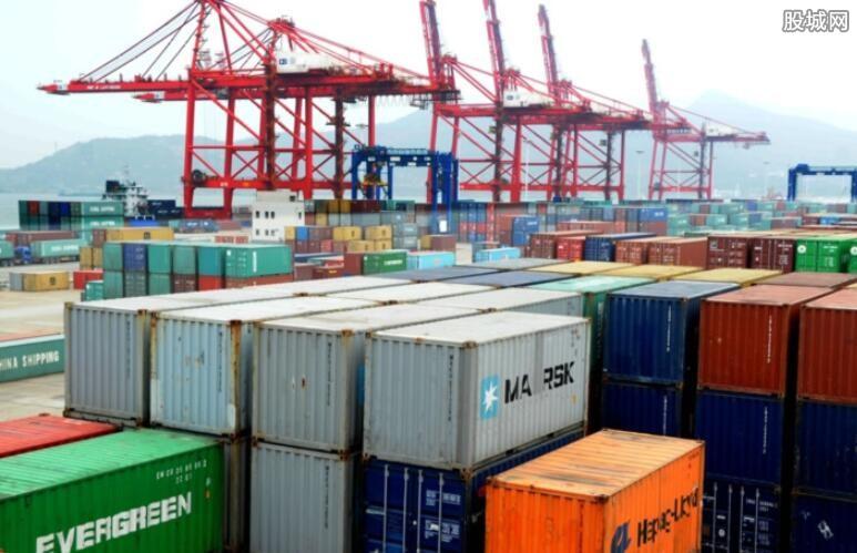 加工贸易进出口下降