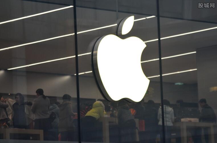 苹果产品在中国市场销量反弹