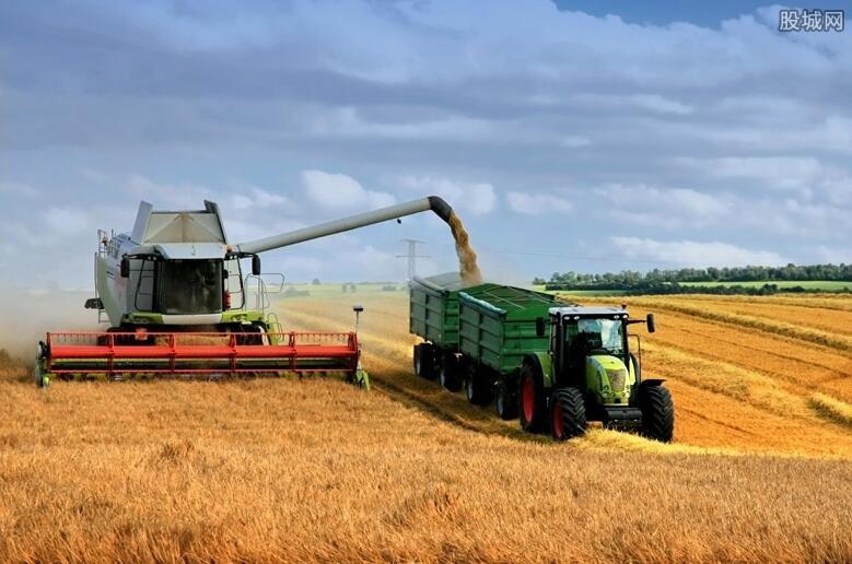 国家重视农业