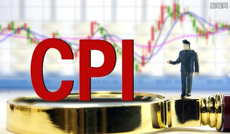 2月份CPI上涨
