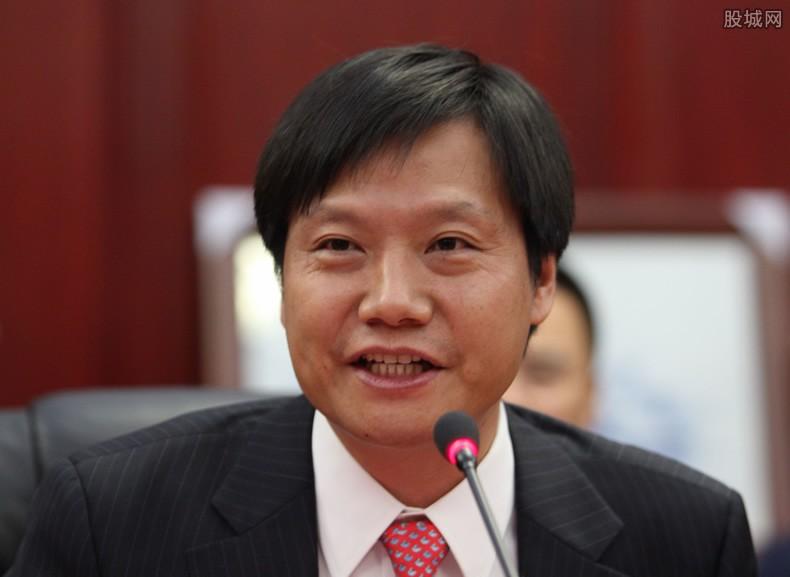 小米CEO雷军