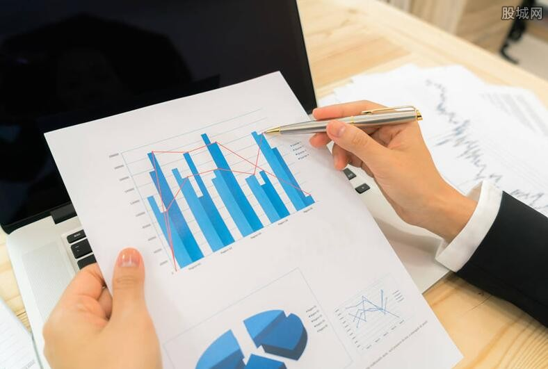 公司盈利数据图