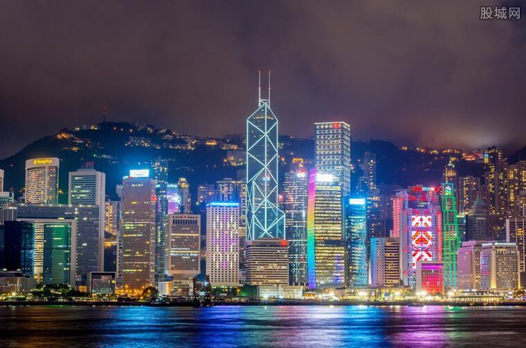 香港房价最新走势