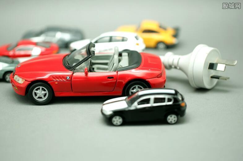 新能源汽车产销量上