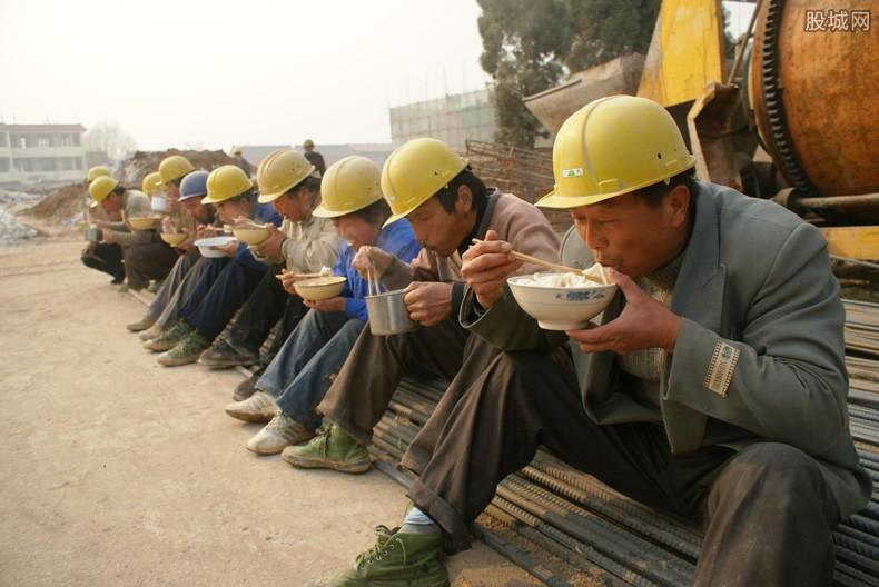 农民工福利越来越好