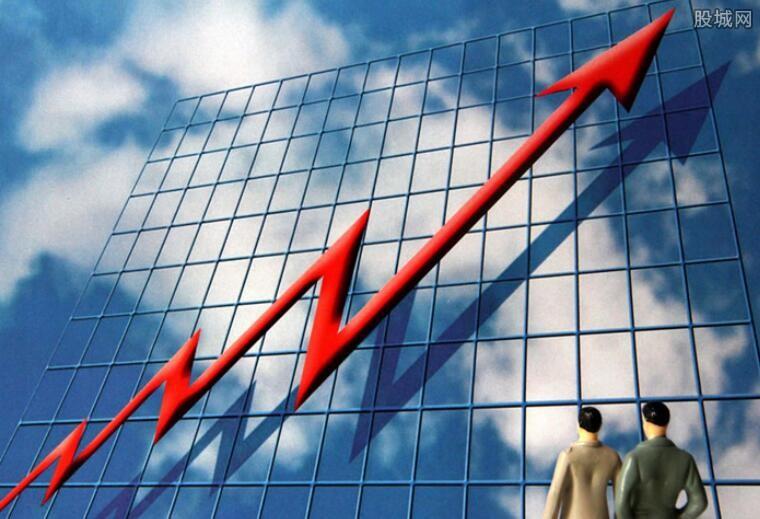 中国经济增速飞快