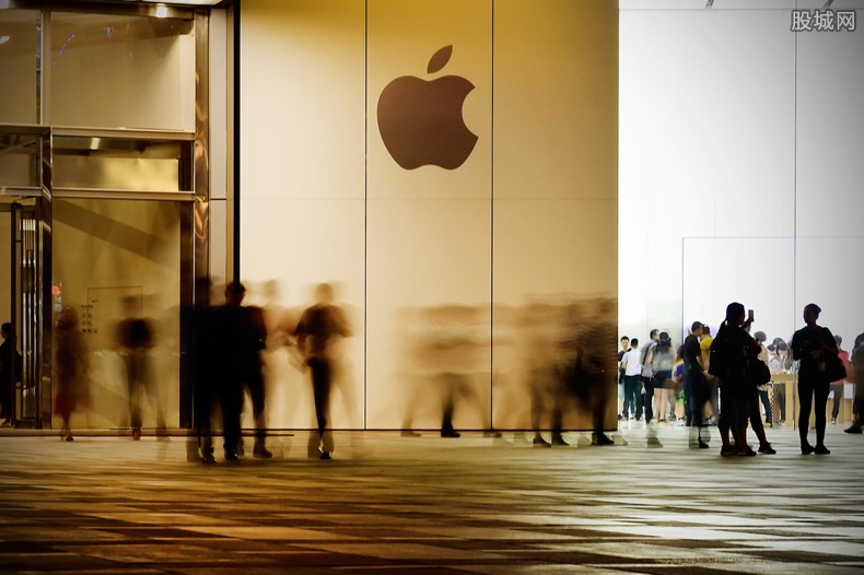 iPhone销量上涨