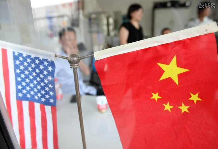 中美贸易最新进展