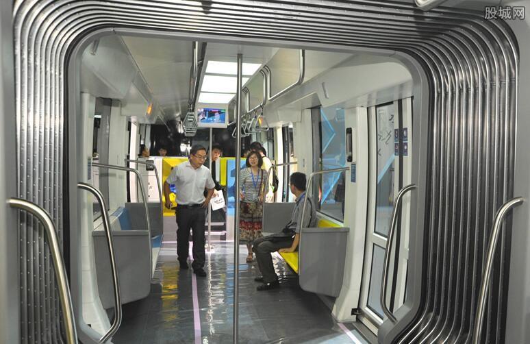 地铁扫码坐车