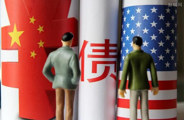 中国持有美国国债规模