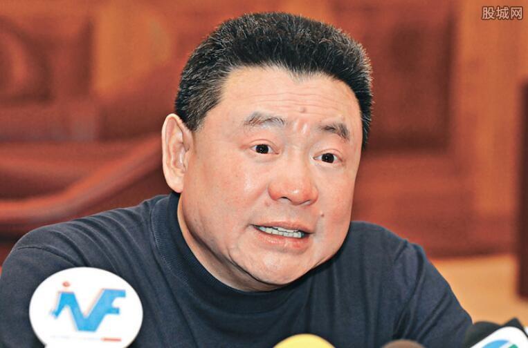 香港富豪刘銮雄