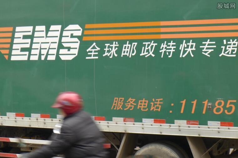 中国邮政华为合作引关注