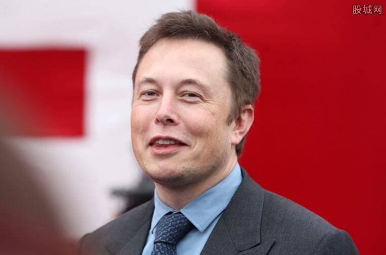 特斯拉CEO马斯克