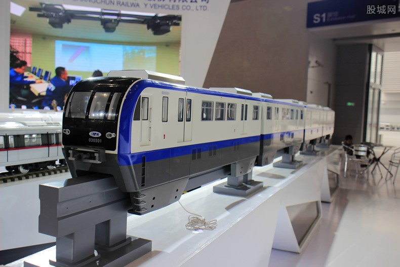 中国未来地铁来了 中国下一代新高